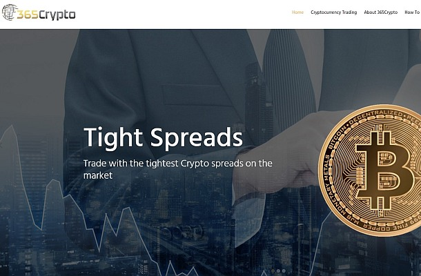 365 markets cryptocurrency